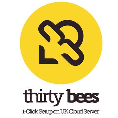 Thirty Bees Ecommerce on UK Cloud Hosting