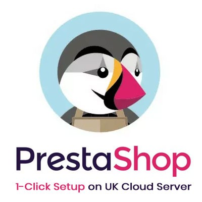 PrestaShop Ecommerce on UK Cloud Hosting